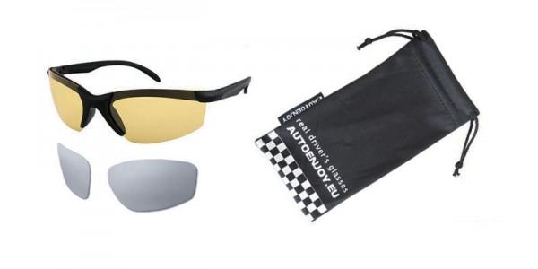 Очки для водителей Autoenjoy. Модель - PREMIUM CF125K 2